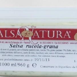 SALSA RUCOLA/GRANA GR.960